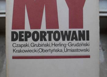 My deportowani - oprac. B. Klukowski