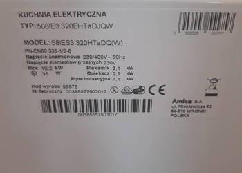 Kuchenka Elektryczna Amica