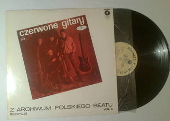 Z archiwum polskiego beatu, vol, 6 Czerwone Gitary (2)