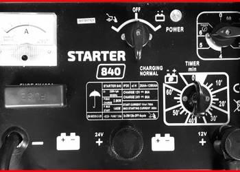 Przełącznik prostownik IDEAL STARTER 620/640/840