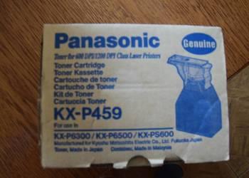 Toner KX-P459, Orginalny-przesyłka w cenie