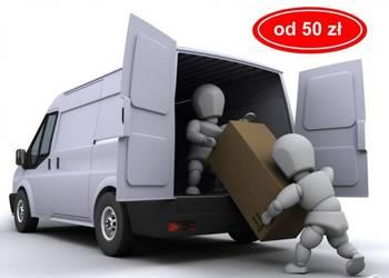 Przeprowadzki, Transport , przewóz mebli , AGD , IKEA itp...