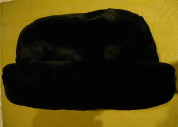 kapelusz sztuczne futerko