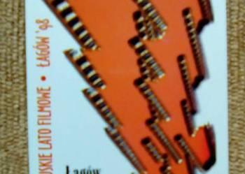 LUBUSKIE LATO FILMOWE - ŁAGÓW 98