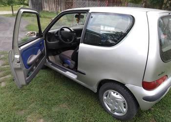 Fiat seicento 900 Gaz!!!