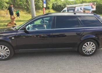 Audi a6 c5 2.8 quattro GAZ