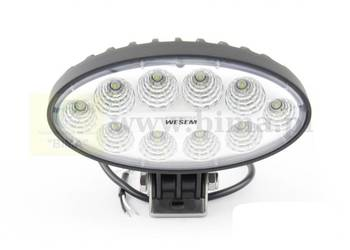 Halogenl Lampa robocza 10 LED WESEM do Case IH,Landini