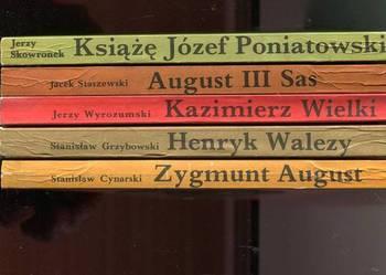 Zygmunt August Henryk Walezy 5 egzemplarzy
