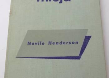 NIEUDANA MISJA - HENDERSON NEVILE