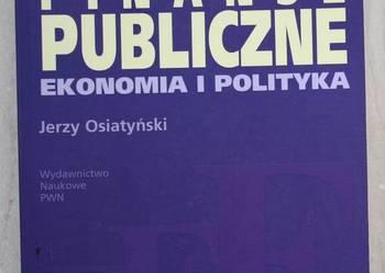 Finanse Publiczne Ekonomia i Polityka, Jerzy Osiatyński