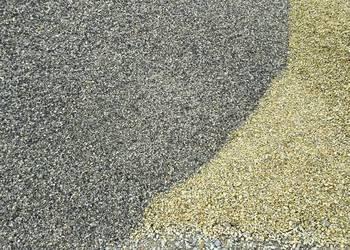 Podsypka od kostkę brukową wysiewka kruszywa piasek żwirgrys