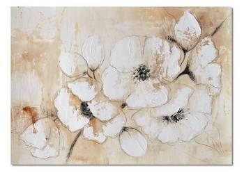 Kwiat wiśni, nowoczesny obraz ręcznie malowany