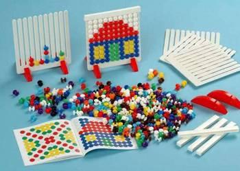 Mozaika Aximo Mini - zestaw przedszkolny (małe grzebienie)