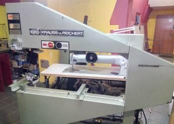Maszyna Nóż Taśmowy Kuris Krajarka Taśmowa ( Juki Siruba  )