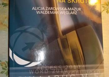 ECDL na skróty + CD Edycja 2012 Żarowska-Mazur, Węglar