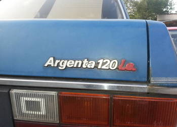 1983 FIAT ARGENTA