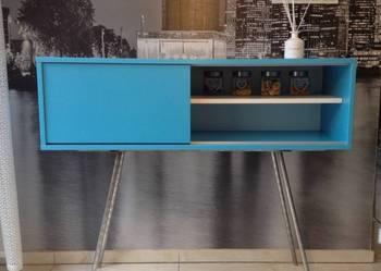 Komoda Bufet LOFT marmara blue