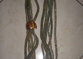 Oryginalny naszyjnik z Kenii
