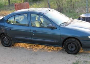 Renault Megane 1,4e benzyna