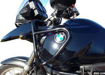Gmole HEED do BMW R 1150 GS (99-04) - górne czarny