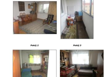 Ogłoszenie o przetargu - mieszkanie 63m2 3 pokoje, Kraków