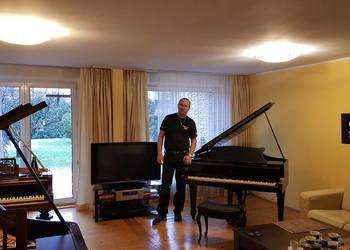 Pszczyna Transport pianin i fortepianów