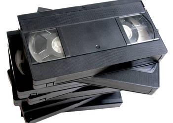 Przegrywanie Kaset VHS , SVHS, SVHSC, VHSC - PAL, NTSC