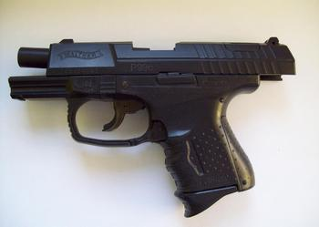 Pistolet ASG Walther P99C