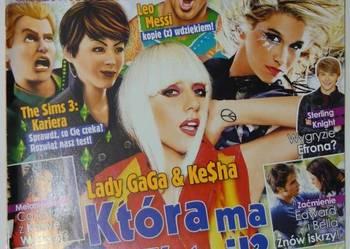 POPCORN 2010 NR 06 - THE SIMS 3 MESSI LEO LADY GAGA KESCHA