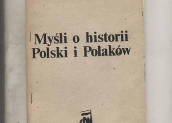 Myśli o historii Polski i Polaków