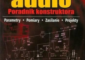 WZMACNIACZE AUDIO PORADNIK KONSTRUKTORA - GOŁASZEWSKI J.
