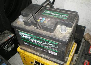 Bateria akumulator 50Ah 55Ah 60Ah - Częstochowa