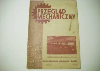 Przegląd Mechaniczny czasopismo Rok 1936