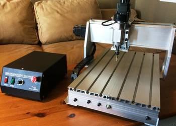 Frezarka CNC, ploter frezujący 3040 USB.