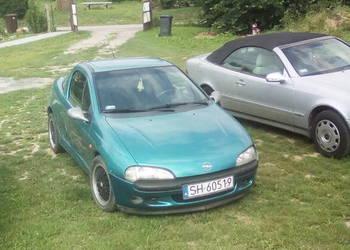 Opel Tigra mały gokard 1.4
