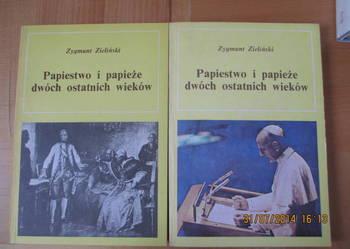 Z. Zieliński-Papiestwo i papieże dwóch ostatnich wiek