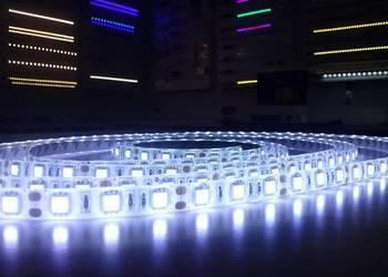 Taśma LED SMD 5050 12V DC IP65 WODOODPORNA 5mb