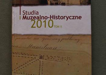 Książka Studia Muzealno-Historyczne 2010, tom II