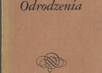 (02381) LITERATURA ODRODZENIA – JERZY ZIOMEK