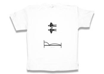 rozmiar L śmieszna koszulka, prezent wieczór panieński, ślub