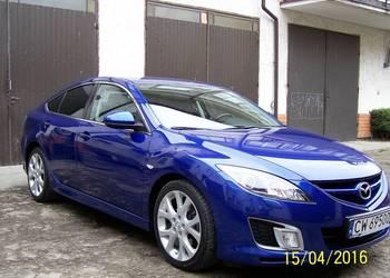 * Mazda 6 wersja EXCLUSIVE, pierw.wł.,salon Polska *