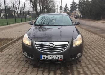 Opel Insignia Elegance 2.0 CDTI 130KM Salon PL
