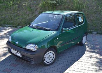 Fiat Seicento 1.1 benzyna,  BARDZO DOBRY STAN