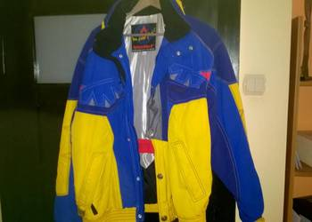 Volkl. Komplet kurtka,spodnie, rękawice na narty