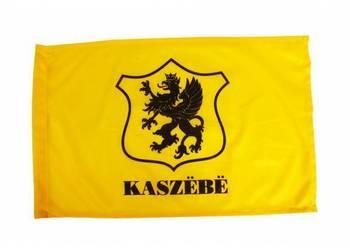 FLAGA - KASZËBË Z GRYFEM - 115x70
