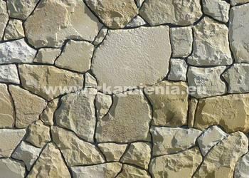 Kamień Piaskowiec do Przyklejania Elewacyjny Usługi Kamienia
