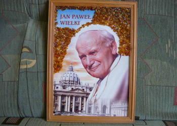 Obraz J. Paweł II
