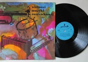 """""""Wirtuozi Muzyki Rozrywkowej"""" / 1972 / vinyl / EX"""
