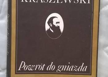 Powrót do gniazda- Józef Ignacy Kraszewski