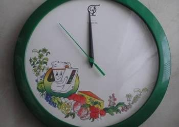 Nowy kuchenny zegar ścienny